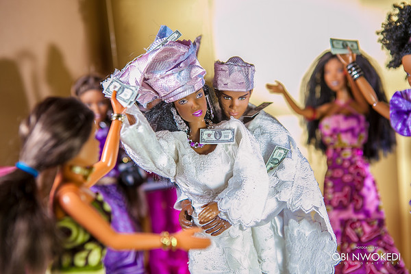 Black Barbie and Ken's Nigerian Traditional Wedding