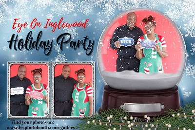 EOI Holiday Party December 15, 2018