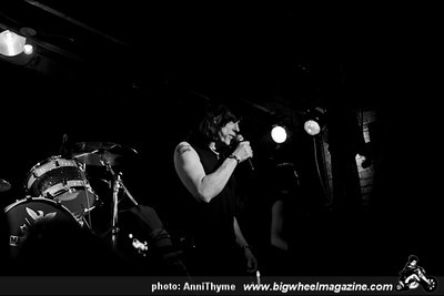 Marky Ramone's Blitzkrieg - at AAA - Chicago, IL - October 9, 2011