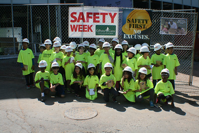 LS Safety Day STEM On-Site Visit 2015