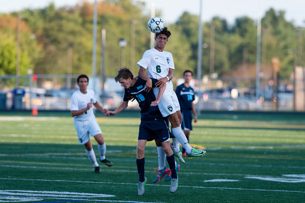 9/13/16 - Atholton Boys Varsity Soccer vs Howard