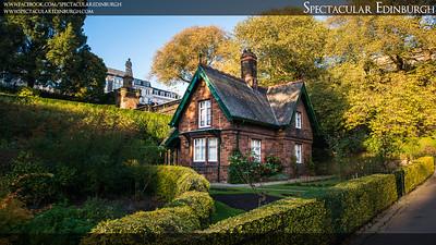 Gardener's Cottage, Princes Street Gardens