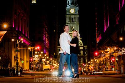 Christa & John