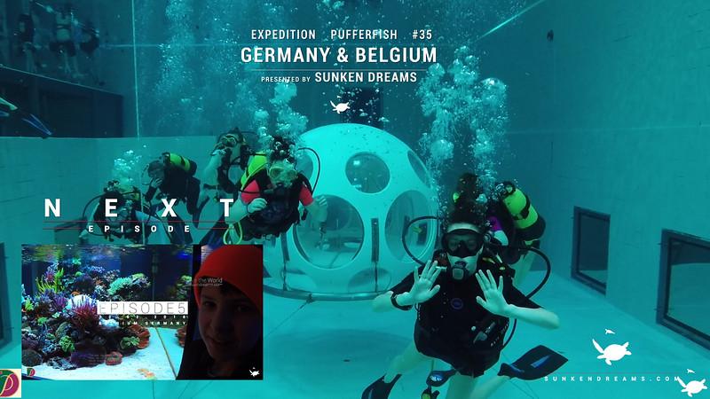 Sunken Dreams Ex35 Belgium & Germany Episode 4