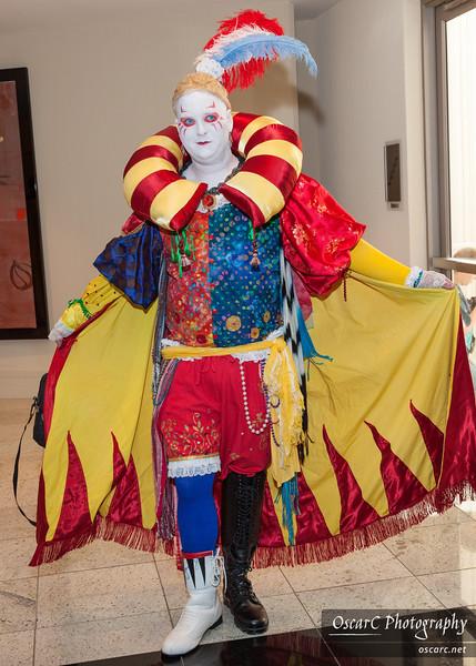 Hallway Costumes (Sunday/Monday, 9/6-9/7)