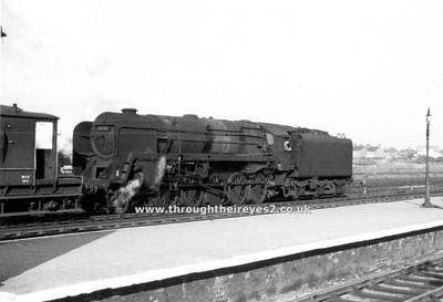 92178-92183 Built 1957 Swindon