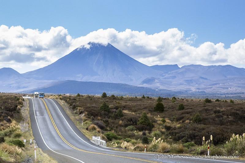 20160122 Mt Ngarahoe from Desert Road - Tongariro National Park  _MG_7143 WM WM a