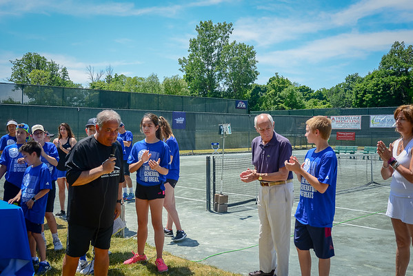 SARGENT & cOLLINS LLP MEN'S 2018 TENNIS TOURNAMENT FINAL