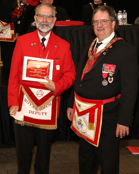 Grand Chapter RAM Convocation 04-10-2021
