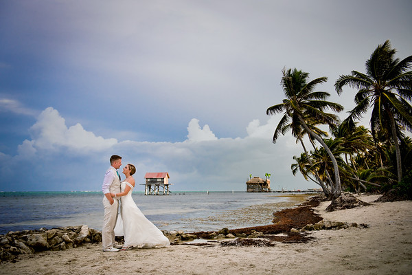 Juli & Mike - Wedding - Belize - 4th of August 2017