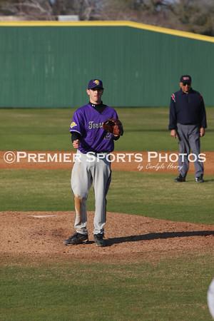 Galveston Ball Varsity Baseball vs Manvel 2/26/10