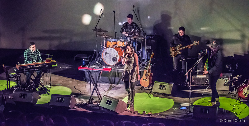 Jenn Bostic Full Band- Le Musique Room at St. Michael Cinema