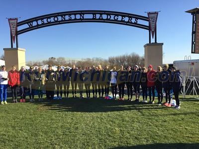 Awards - 2015 NCAA D1 XC Great Lakes Regional