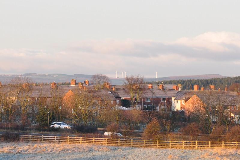 East Hedleyhope from Bowburn cropped - Richard Cowen.JPG