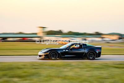 Anthony Jones - Black C6 Corvette Gran Sport