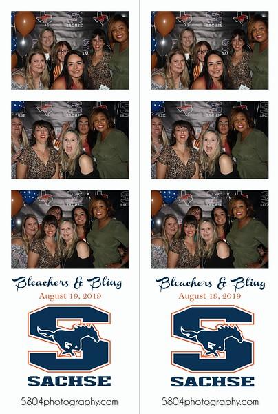 2019 Sachse HS Bleachers & Bling