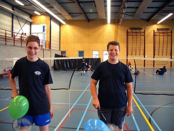 26.06.2005 - Laatste training jeugd seizoen 2004/2005