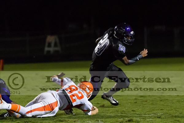 Boone Varsity Football #82 - 2012