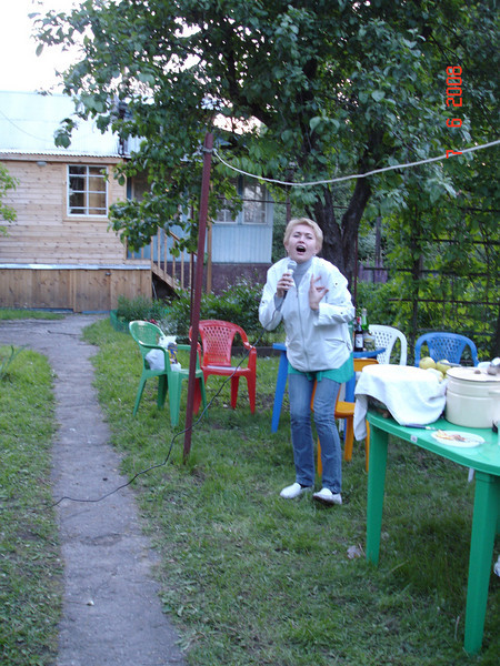 2008-06-07 ДР Князевых на даче с Тительман 15.JPG