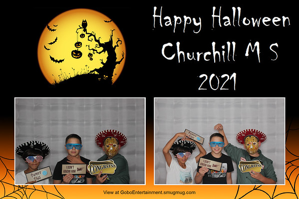 20211022 Church Hill Halloween Dance