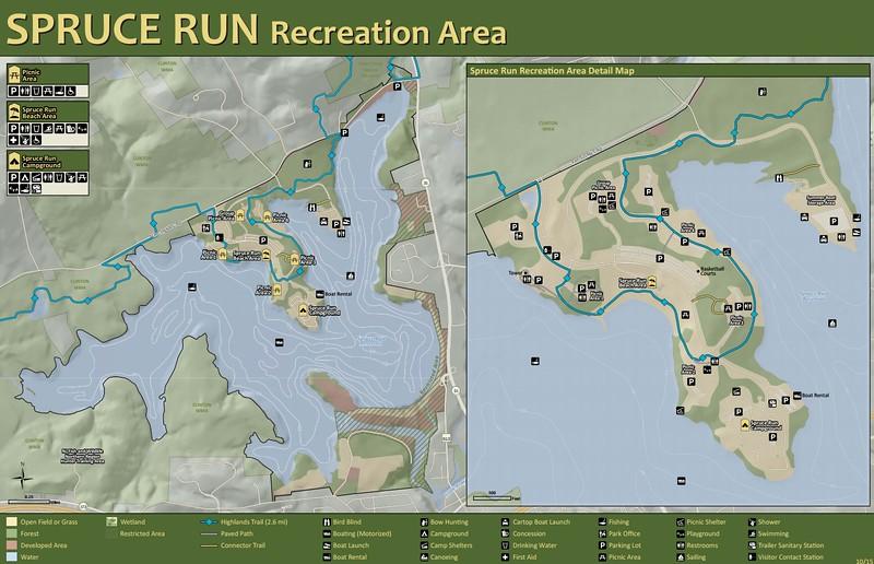 Spruce Run Recreation Area