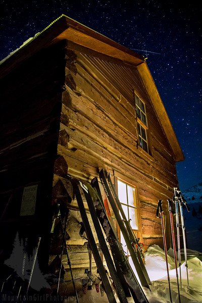 Section House Under the Stars