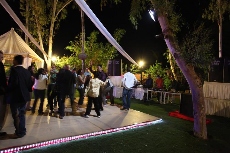 Dancing in 2009