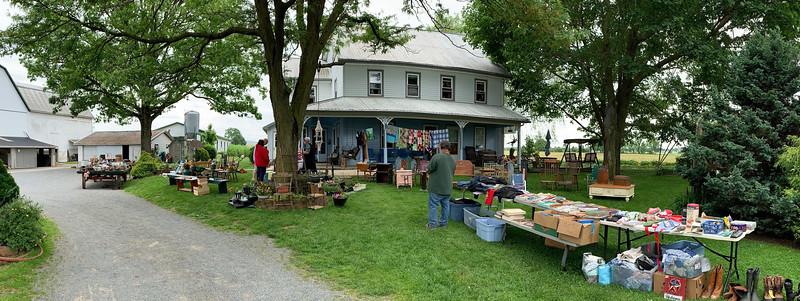 Memorial Day Barn Sale