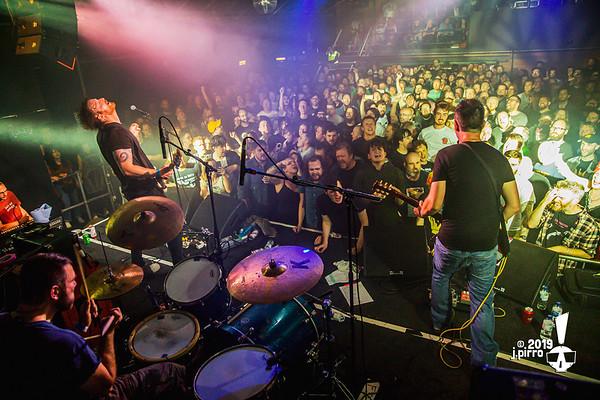 mclusky* | Summer 2019 UK Tour