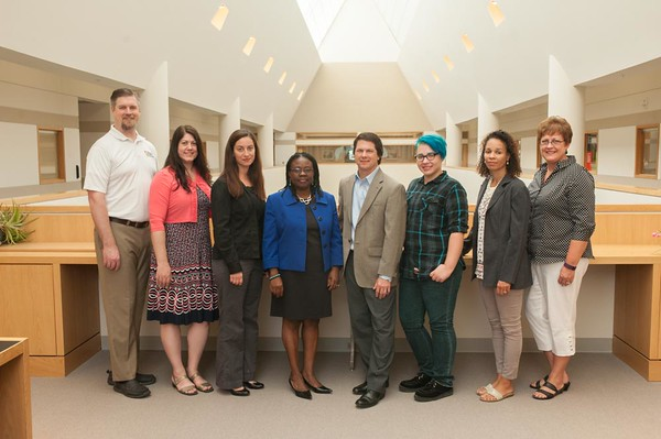 2016 Faculty Center Staff