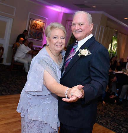 Rosalie and John's 50th