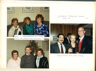 12-19-1988 American Meat Insitute party @ Yuska's