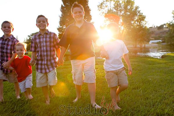 Jenness' Boys