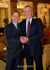 Portraits with Pat Riley
