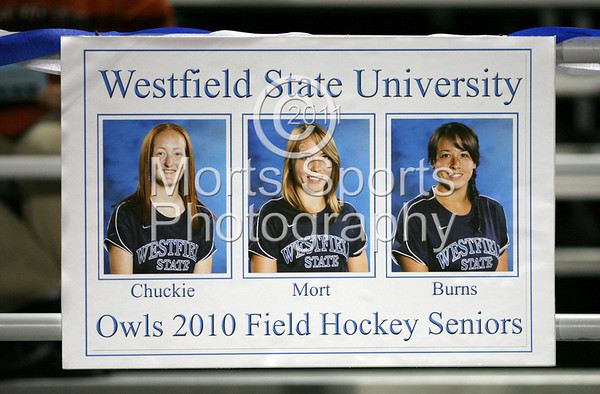 WSU vs. Fitchburg State (H) Seniors Night 10/21/10 L 6-2