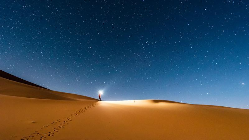 Desert Darkness