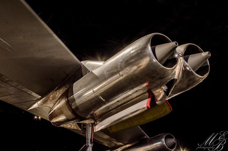 Boeing RB 47H Stratojet
