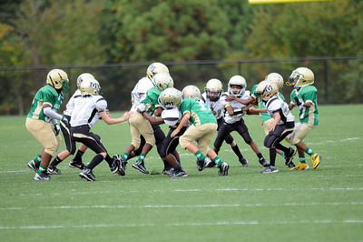 9 Year Olds vs Buford
