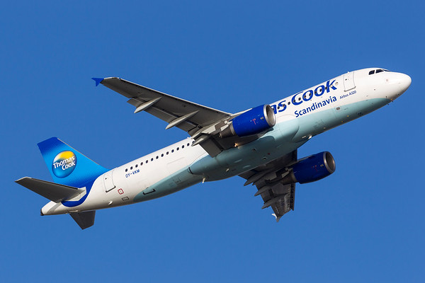 OY-VKM - Airbus A320-214