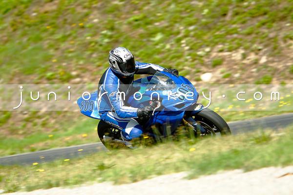 #805 - Blue GSXR
