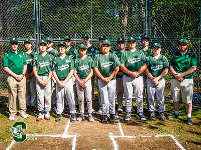 Thirds Baseball 2018