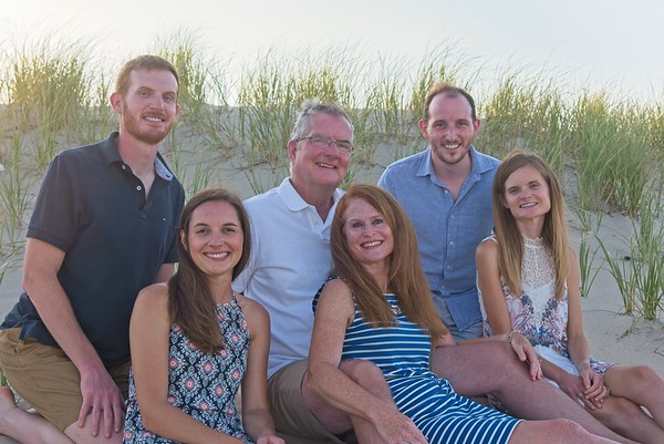 McGivney Family Beach Shoot