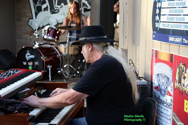 Michael Murphy & The MOB at Flagstone 6-28-2020