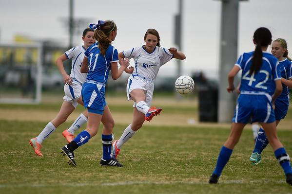 15: Sting Soccer - Emily Oden