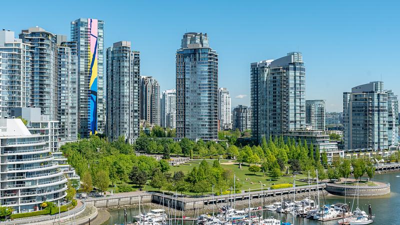 Vancouver, BC, May 2019
