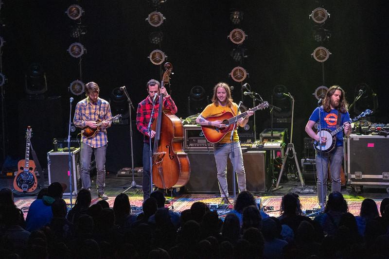 2019 Feb 9, Billy Strings, Detroit: Usaf (Joe) Alcodray