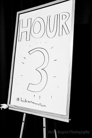 Hour 3: Start Trekkin' 48-Hour Marathon June 23, 2017 7:00PM