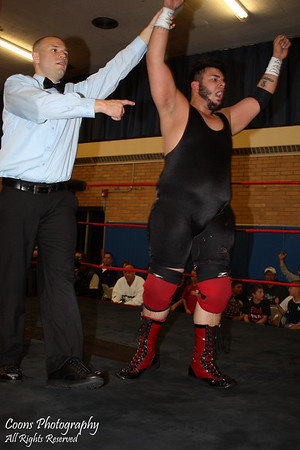 CTWE 101009 - Billy King vs Chris Mooch