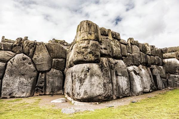 Sacsayhuaman Inca Ruins