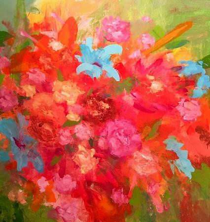 Hibberd, 50x50 floral